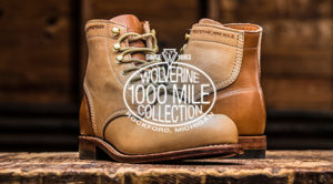 1000マイルブーツ