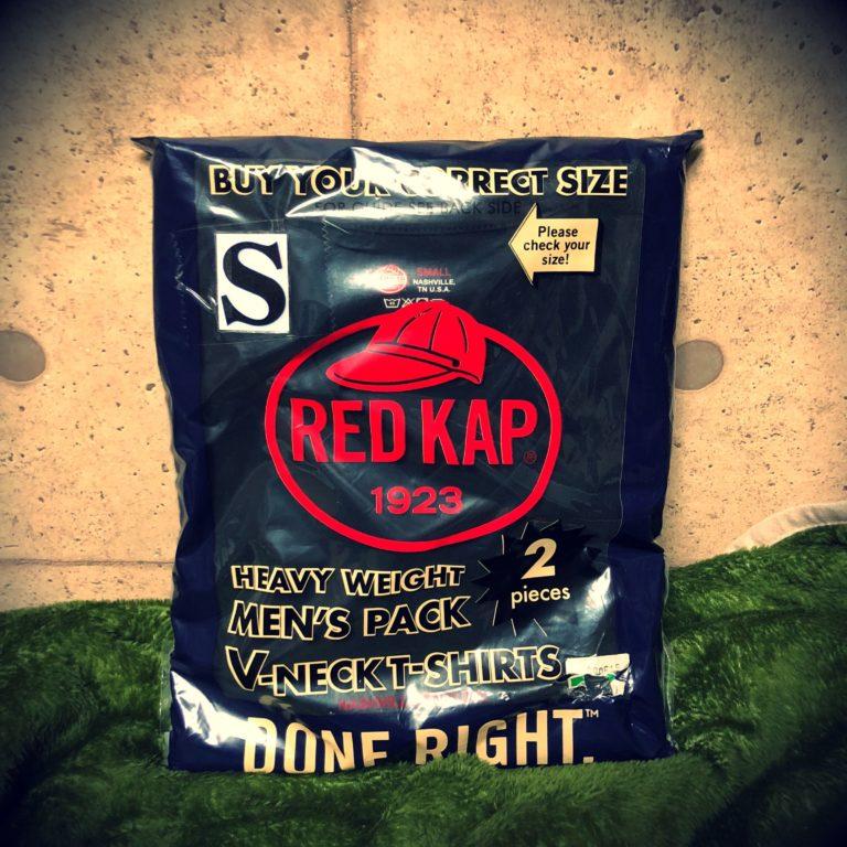 red kap Tシャツ